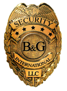 B&G Badge logo